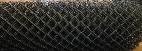 Pvc Coated Galvanized Chain Link Fence System Flexible